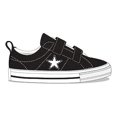 Converse Lifestyle One Star 2v Ox, Zapatillas Unisex niños: Amazon.es: Zapatos y complementos