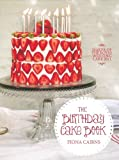 The Birthday Cake Book by Fiona Cairns