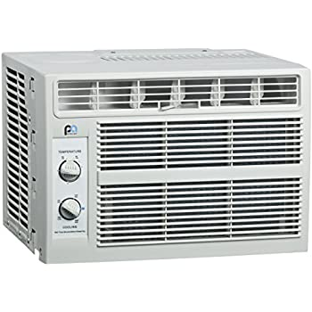 perfect aire 3pnc5000 5 000 btu window air conditioner eer 11 1 446 watts 100 150. Black Bedroom Furniture Sets. Home Design Ideas