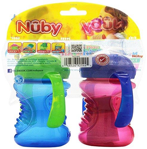 Nuby No Spill Super Spout Grip