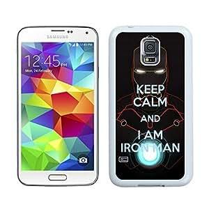 Boombox Samsung Galaxy S5 Case White Cover 1