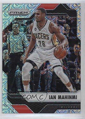 Ian Mahinmi #10/25 (Basketball Card) 2016-17 Panini Prizm - [Base] - Mojo Prizm #297