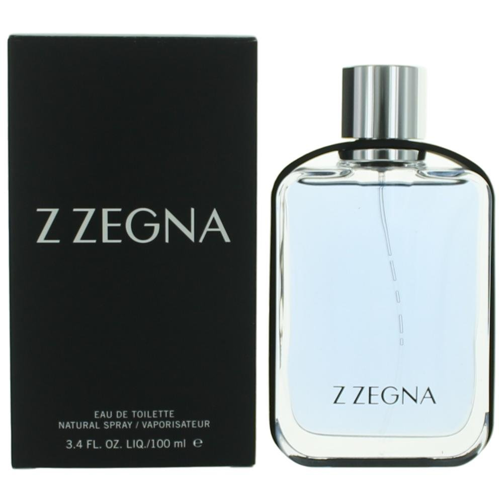 Z Zegna by Ermenegildo Zegna for Men 3.4 oz Eau de Toilette Spray 22548262733