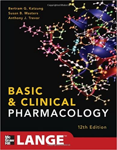 Katzung Basic And Clinical Pharmacology 12th Edition Pdf
