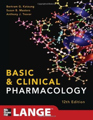 Basic and Clinical Pharmacology 12/E (LANGE Basic Science)