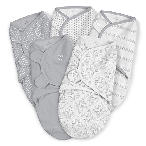 SwaddleMe Original Swaddle Grays Small product image