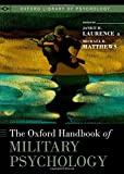 img - for The Oxford Handbook of Military Psychology (Oxford Library of Psychology) book / textbook / text book