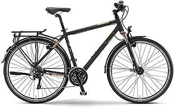 Staiger Ohio de bicicleta de trekking 30 marchas Shimano Negro ...