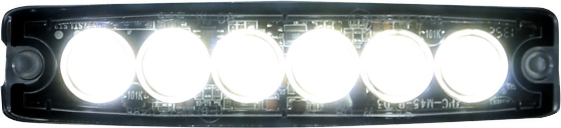 Buyers Products 8892201 6 LED Strobe Light (5-1/8in) by Buyers Products