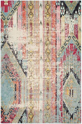 Safavieh Monaco Collection Mnc222f Modern Bohemian