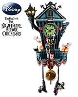 "Tim Burton's ""The Nightmare Before Christmas"" Wall Clock"