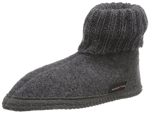 Karl Haflinger 04 Anthrazit Child Slippers Unisex Grau UUqxP0ER