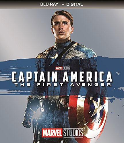 Price comparison product image CAPTAIN AMERICA: THE FIRST AVENGER [Blu-ray]