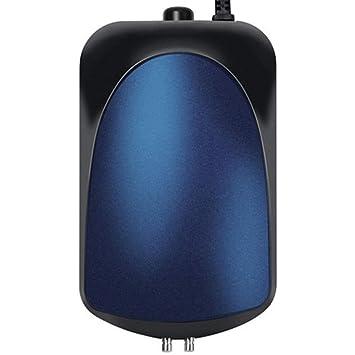 LIFUREN Bomba De Oxigeno Pecera Bomba Silenciosa De Oxígeno Súper Aireador Oxigenerador Pequeño Máquina De Oxígeno