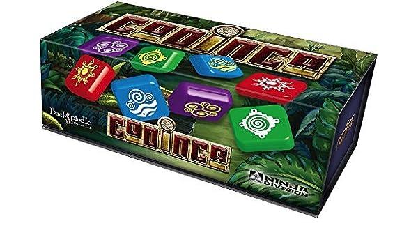 Codinca Game by Ninja Division: Amazon.es: Juguetes y juegos