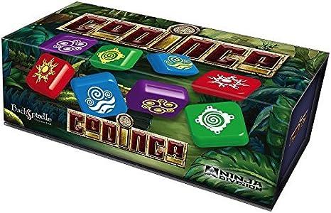 Amazon.com: Codinca Game by Ninja Division: Toys & Games