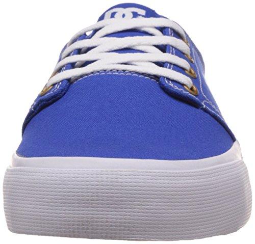 Azul De Zapatillas Skateboarding Tx Shoestrase Dc Hombre 7wYqngvtAx