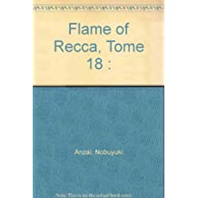 FLAME OF RECCA T18