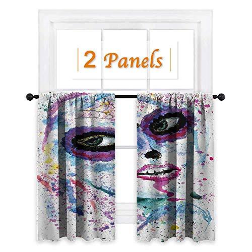 Flyerer Girls, Art Prints Window Treatment, Grunge Halloween