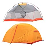 STAR HOME Camping Tent Lightweight Waterproof Backpacking Tents Hiking 2 Person Tents 3 Size