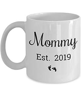 Mommy Est 2019 Mug