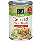 365 Everyday Value, Organic Refried Beans, Roasted Chili & Lime, 16 oz