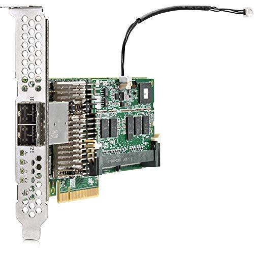 HP 726825-B21 Smart Array P441/4GB with FBWC - Storage controller (RAID) -  8 Channel - SATA 6Gb/s / SAS 12Gb/s low profile - 1 2 GBps - RAID 0, 1, 5,