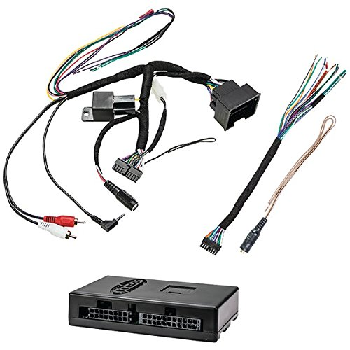 Axxess AX-GMLAN44-SWC LAN 44 W/Chime Retention & SWC for Select 2013-Up GM Vehicles