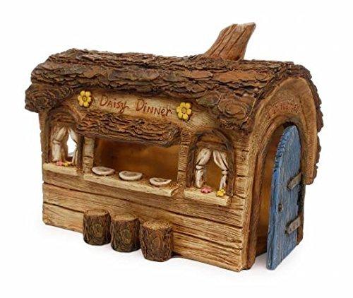 fairy log house - 3