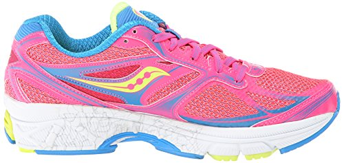 Saucony Guide 8 -Saucony zapatillas se–ora, talla 40,5 color rosa