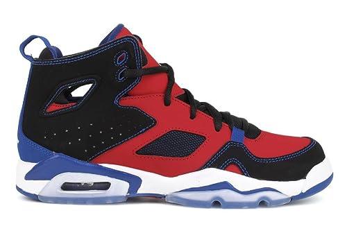Jordan Nike Air Flight Club  91 (GS) Boys Basketball Shoes 555472 ... 2c1f8520164d