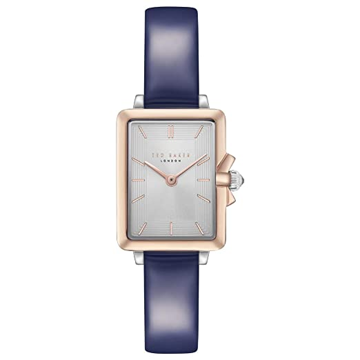 9b53cd18141b0 Buy Ted Baker Analog Silver Dial Women s Watch-TE50271002 Online at Low  Prices in India - Amazon.in