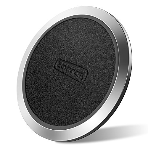 TORRAS Cell Phone Wireless Charger, Qi Certified 10W Fast Charger QC 3.0 Wireless Charging Pad for Samsung Galaxy...