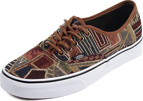 Weave Geo Multi Brown Authentic Vans wfqEv5