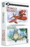 Porco Rosso / Mon voisin Totoro - Coffret 2 DVD
