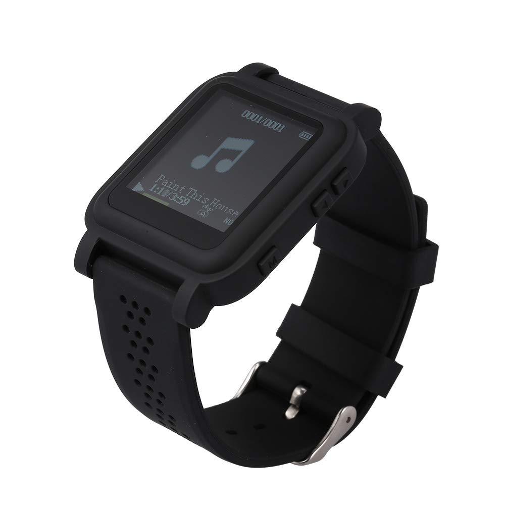 Festnight Smart Watch Reproductor de MP3 MP4 de 8GB con Soporte ...