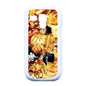 Stylish One Piece Design Samsung Galaxy S3 Mini i8190 Cell Phone Case Funda blanco 113