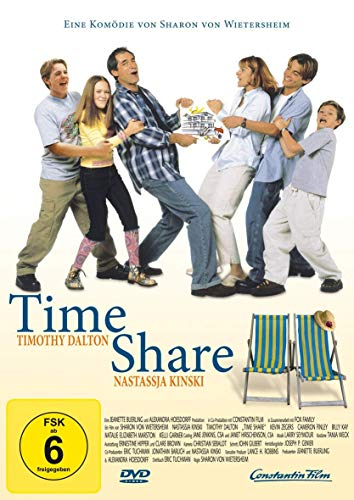 Time Share ( Bitter Suite ) ( Time Share - Doppelpack im Ferienhaus ) [ NON-USA FORMAT, PAL, Reg.2 Import - Germany ]