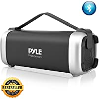 Pyle Wireless Portable Bluetooth Speaker - 200 Watt Power...