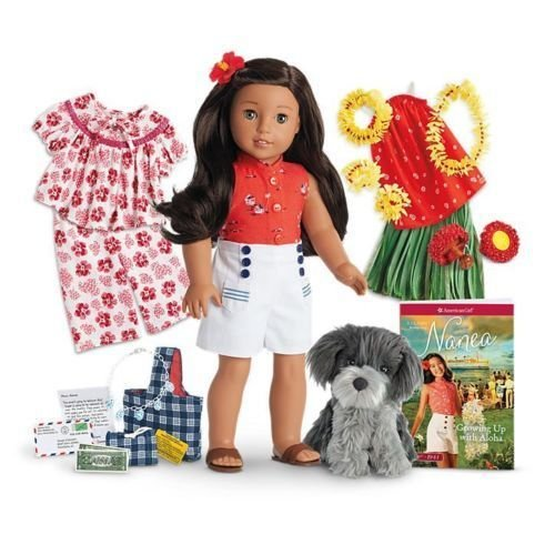 American Girl Beforever Nanea Exclusive Gift Set