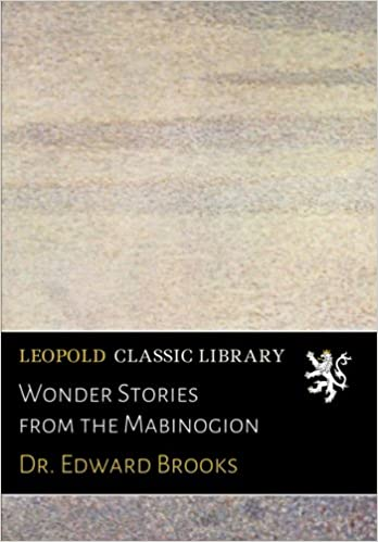 Book Wonder Stories from the Mabinogion