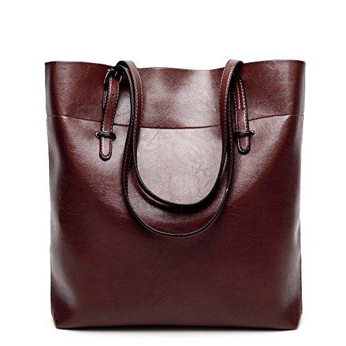 SiMYEER Women Top Handle Satchel Handbags Messenger Shoulder Bag for Women Top Purse Tote (Handbags Purses Zip Top)