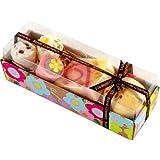 Bomb Cosmetics Hawaiian Flower Handmade Gift Pack