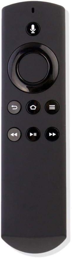 Calvas New 2nd Gen Voice Remote DR49WK B for  Fire TV Box /&  Fire TV Stick