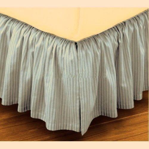 ダストフリル付きベッドスカートRVサイズ9
