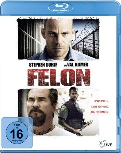 Felon-Thrill Edition [Blu-ray] [Import allemand]