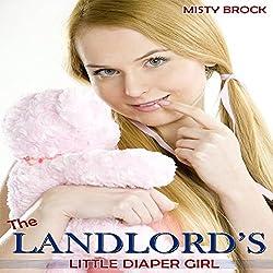 The Landlord's Little Diaper Girl
