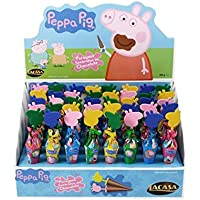 Parasol Peppa Pig - Chocolate con leche