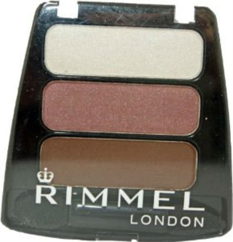 Rimmel London Colour Rush Trio Eye Shadow #730 Spices, 1 Ea by Rimmel