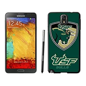 Customized Samsung Galaxy Note 3 Case Ncaa AAC American Athletic Conference South Florida Bulls 05 Hot Cases